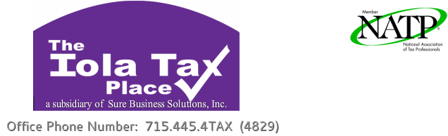 The Iola Tax Place